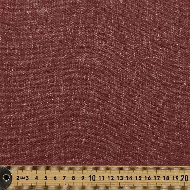 Plain Poly Linen Fabric