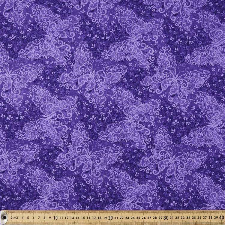 Timeless Treasures Butterfly Blender Cotton Fabric