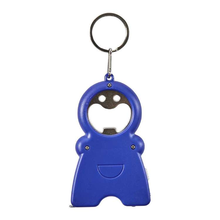Keychain Beer Wrench & Measuring Tape