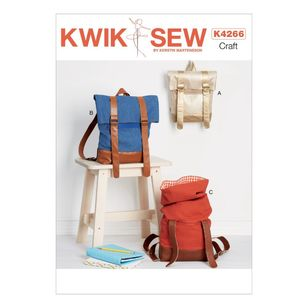 Kwik Sew Pattern 4266 Backpack