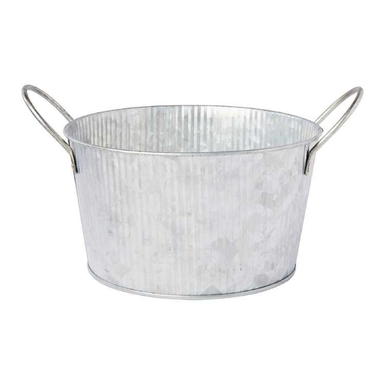 Francheville Galvanised Bucket