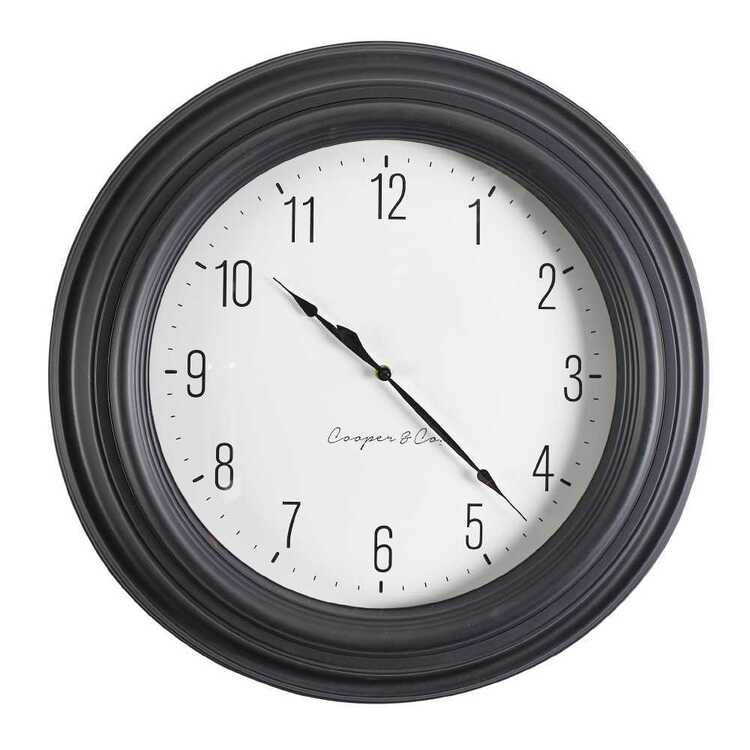 Cooper & Co Jumbo 60 cm Clock