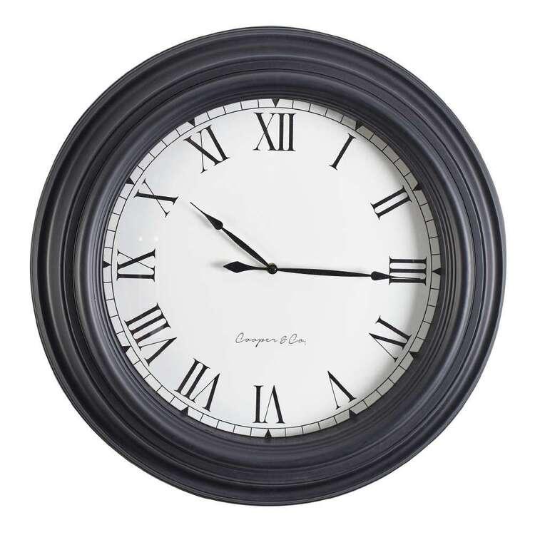 Cooper & Co Jumbo Roman Numerals 60 cm Clock