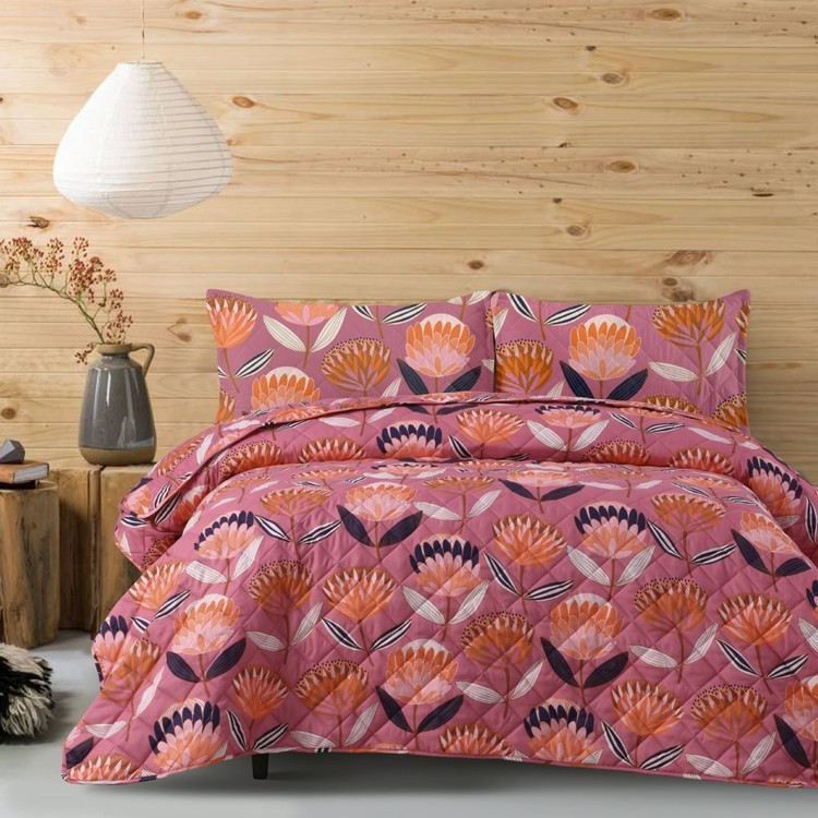 KOO Jocelyn Proust Native Bouquet Coverlet