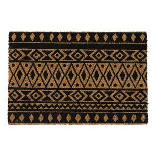Koo Home Hemian Printed PVC Backed Mat