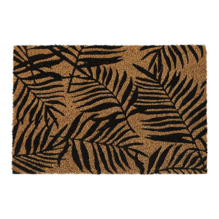 Koo Home Tropic Printed PVC Backed Mat