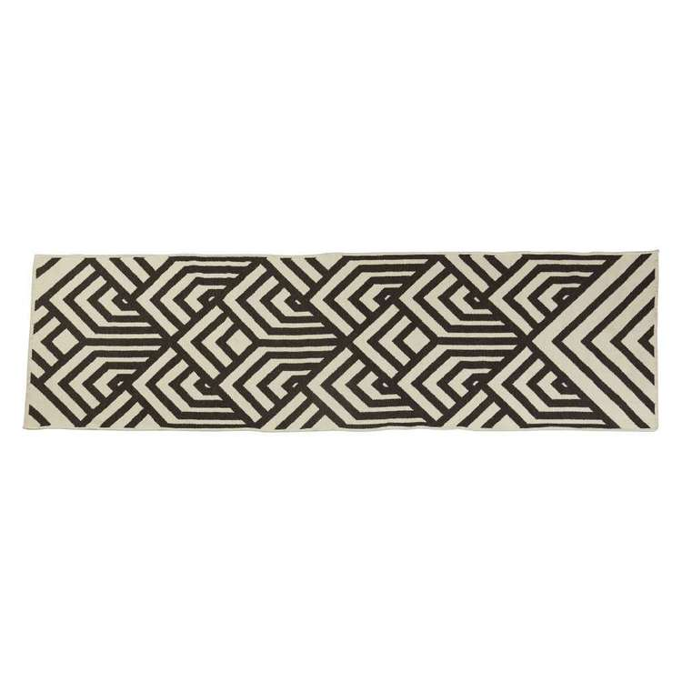 Living Space Cullen Textured Wool Runner