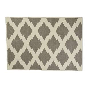 Living Space Trini Textured Wool Rug