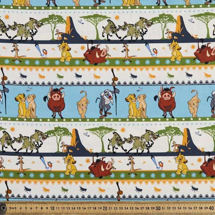 Disney The Lion King Savannah Cotton Fabric