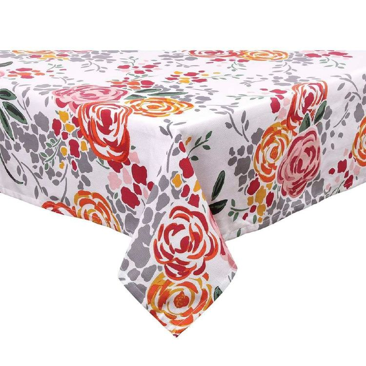 Ladelle Charlotte Tablecloth