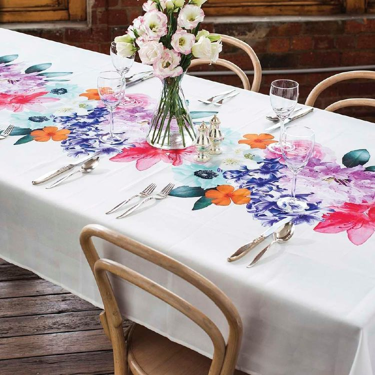 Ladelle Cora Tablecloth