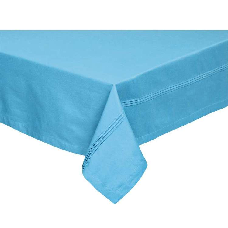 Ladelle Pintuck Tablecloth