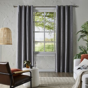 Home Label Collection Sanctuary Blockout Eyelet Curtains