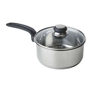 Wiltshire Classic Saucepan With Glass Lid