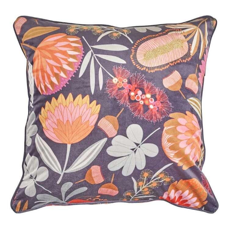 Koo Jocelyn Proust Flora Printed Cushion