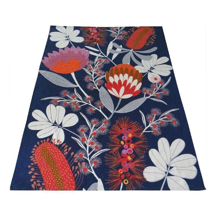 Koo Jocelyn Proust Flora Printed Cotton Rug