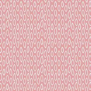 Ditsy Printed 112 cm Flannelette Fabric