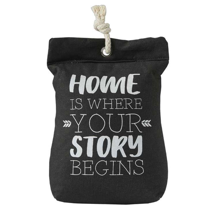 Inhabit By Ladelle Home Story Door Stop