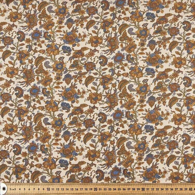 Jacovines Printed 135 cm Rayon Fabric