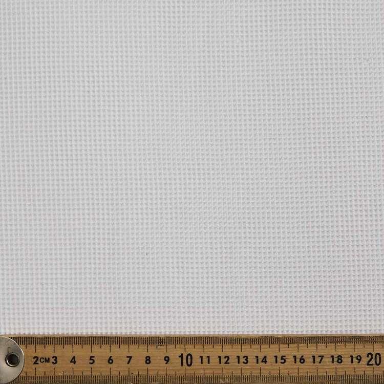 Plain Cotton Net Fabric