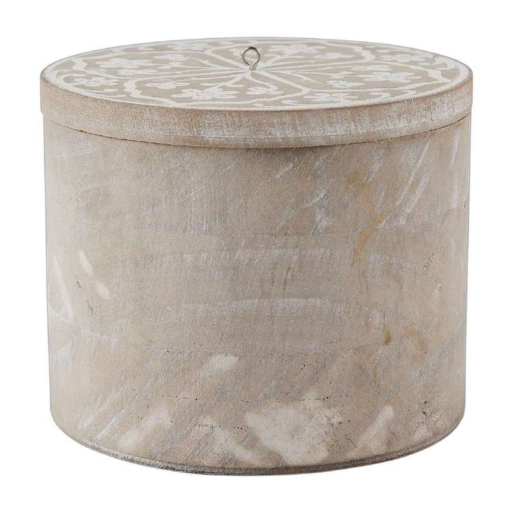 Ombre Home Artisan Soul Decorative Etched Box