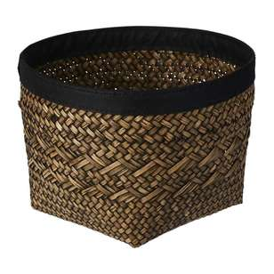 Ombre Home Artisan Soul Weave Basket #1