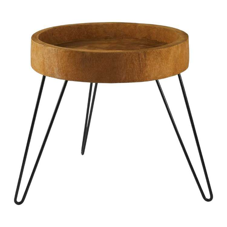 Ombre Home Artisan Soul Wooden Table
