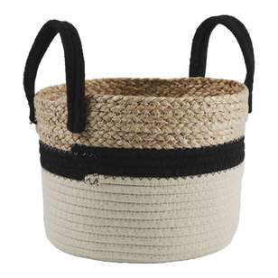 Ombre Home Artisan Soul Storage Basket