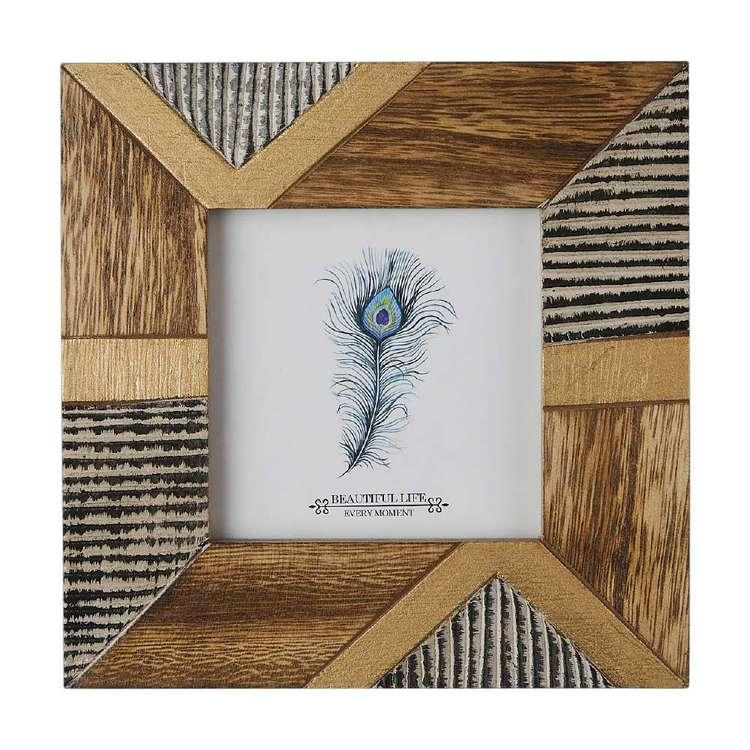 Ombre Home Artisan Soul 17 cm Tribal Frame