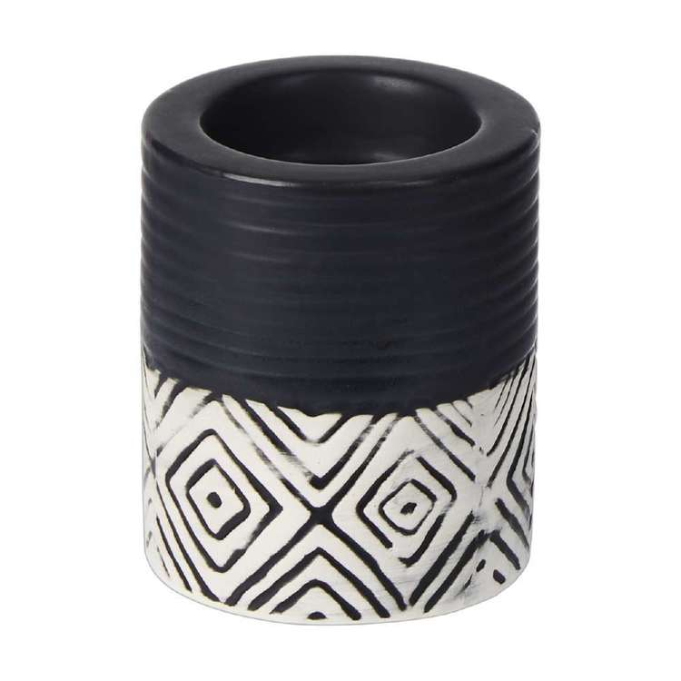 Ombre Home Artisan Soul 2 Tone Candle Holder #1