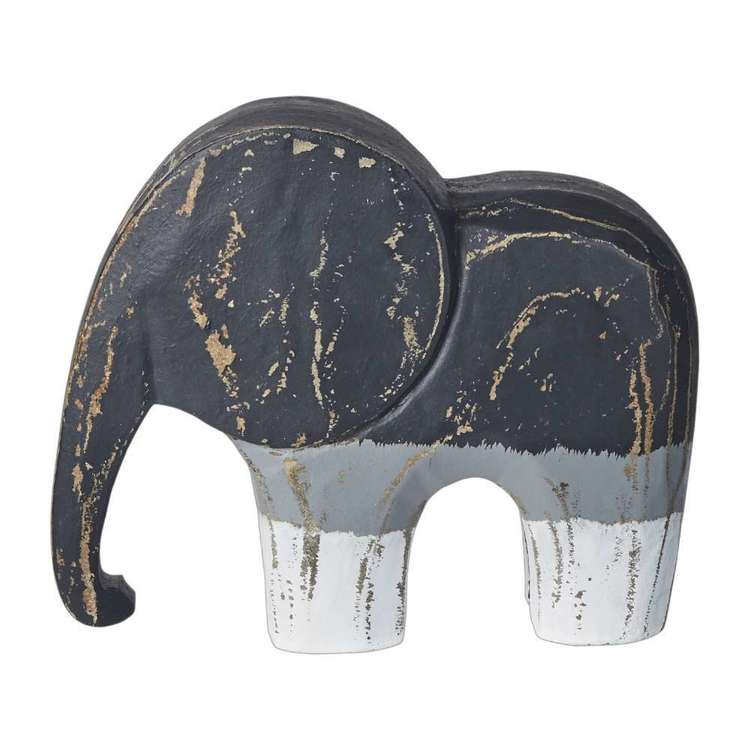 Ombre Home Artisan Soul Decorative Small Elephant