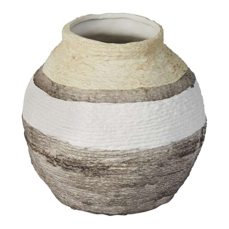 Ombre Home Artisan Soul Round Vase