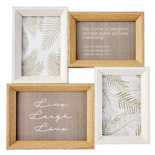 Ombre Home Artisan Soul 4 Collage Photo Frame