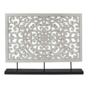 Ombre Home Artisan Soul Rectangle Etched Décor