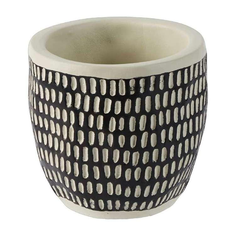 Ombre Home Artisan Soul Spots Planter Pot