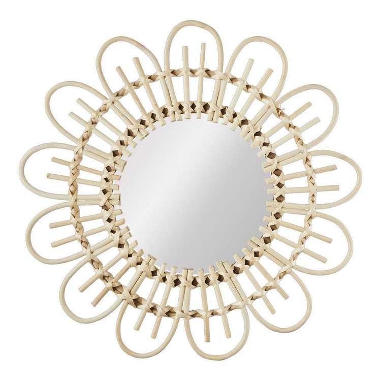 Ombre Home Artisan Soul Cane Mirror
