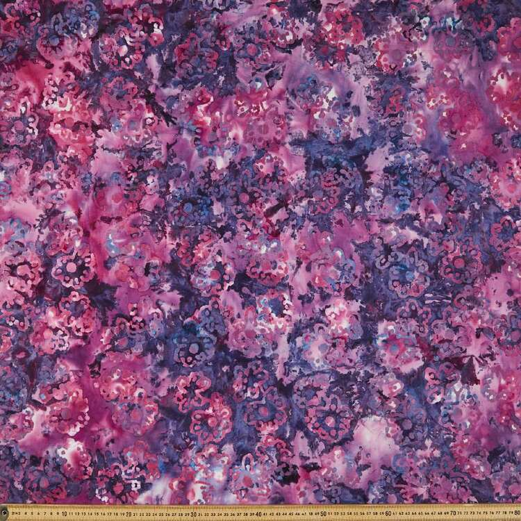 Flowers Indian Batik