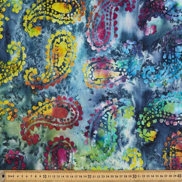 Paisley Indian Batik # 2