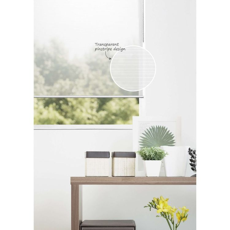 Caprice Mirage Sheer Roller Blind