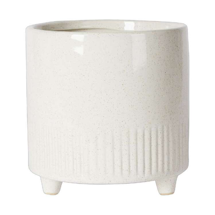 Living Space Speck Planter Pot With Legs