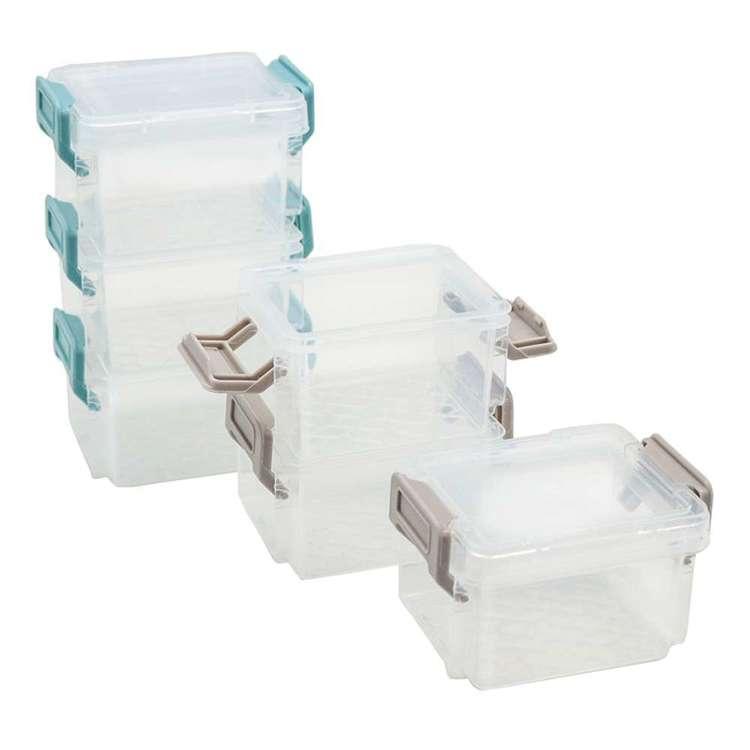 Boxsweden Mini Stacking Organiser 3 Pack