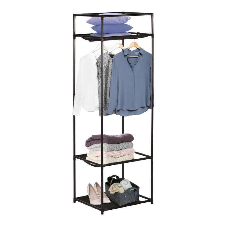 Boxsweden 3 Shelf Wardrobe Organiser