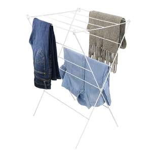 Boxsweden Foldable 12 Rail Airer
