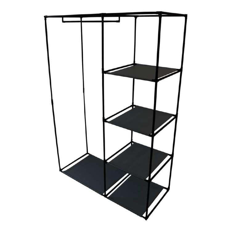 Boxsweden 4 Shelf Wardrobe Organiser