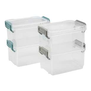 Boxsweden Mini Stacking Organiser 2 Pack
