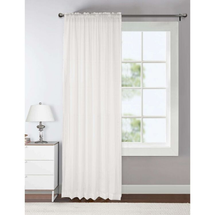 Gummerson Symphony Rod Pocket Curtain