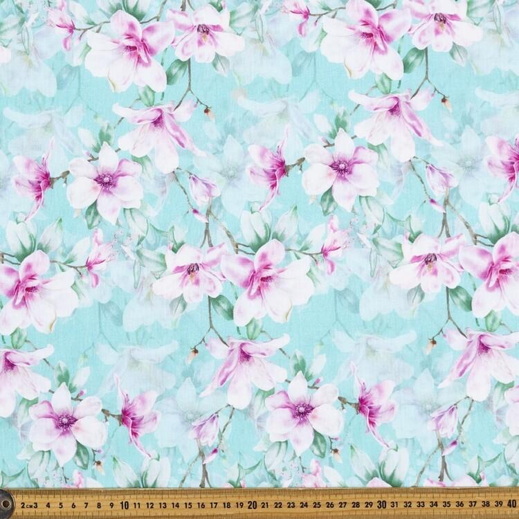Freshness Digital Printed 135 cm Lawn Fabric
