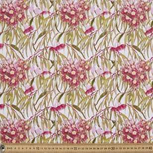 Anne Waters Flowering Gum Cotton Fabric