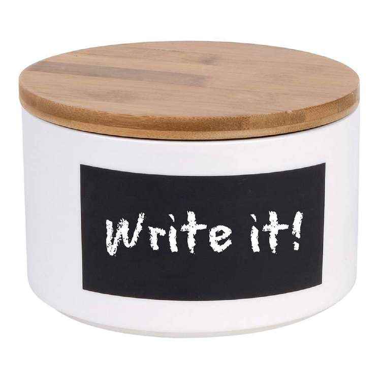 Write It! Medium Storage Jar