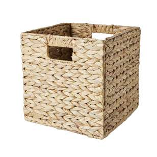 Living Space Collapsible Storage 27 cm Cube Basket